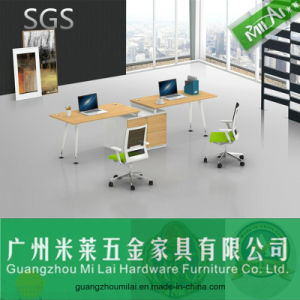 High Grade Modern Office Furniture Office Desk with Side Cabinet pictures & photos