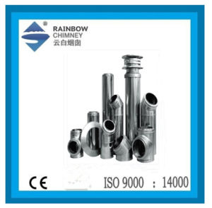 Stainless Steel Twist Lock Chimney System pictures & photos