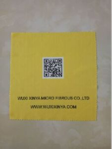 2016 Hot Selling Half Around Cutting Microfiber Cleaning Cloth pictures & photos