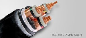 Low Voltage LV Copper Wire XLPE Insulated Power Cable pictures & photos