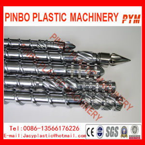Pipe Application and Charging Screw Design Extrusion pictures & photos