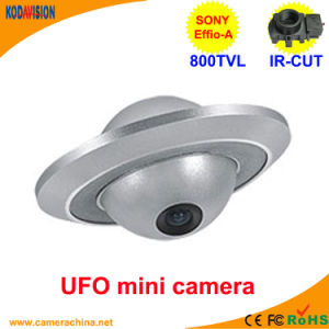 Sony Effio-a CCD 800tvl Miniature UFO Security CCTV Camera pictures & photos