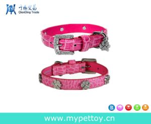 High Quality Dog Leather Leash pictures & photos