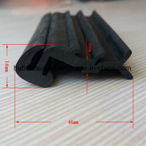 High Performance Rubber Edge Trim pictures & photos