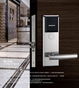 High Quality Hotel RF Card Lock with 304 Stainless Steel pictures & photos