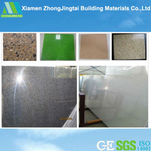 Artificial White Quartz Stone, Engineered Stone Slab for Kitchen Countertop pictures & photos