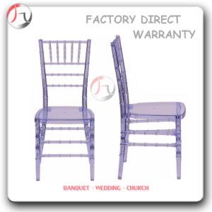 Transparent Purple Latest Design Resin Chair (RT-81) pictures & photos