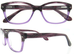 Italian Design Eyewear High Quality Glasses Acetate Eyeglass Frame pictures & photos