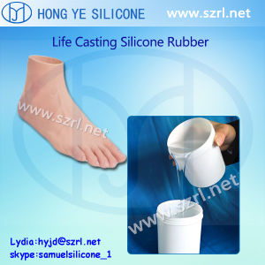 Life Casting Silicone Rubber pictures & photos