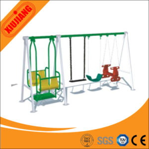 Free Design Garden Swing Outdoor Swing Set Single pictures & photos