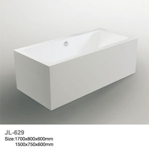 CE Acrylic Freestanding Bathtub pictures & photos