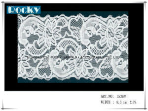 Lovely Lace Trim for Lady Dress Width 17.5cm pictures & photos