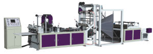 PP Nonwoven Fabric Bag Making Machine (WFB-600A) pictures & photos