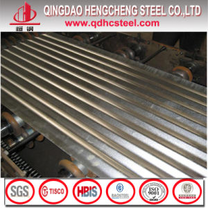 Cold Rolled Zinc Coated Roof Metal Sheet pictures & photos