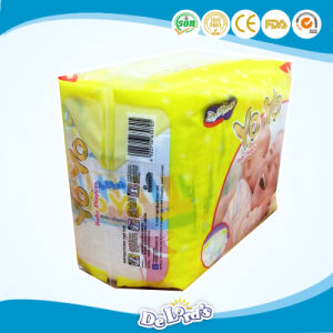 New Items Full Surrounded Elastic Waist Baby Diaper pictures & photos