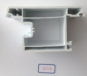Conch PVC/UPVC Profile Sf104 pictures & photos