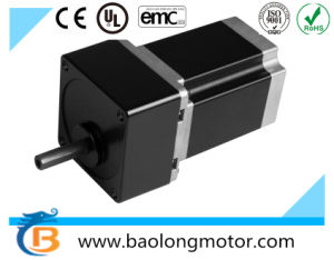 23HS8430-BG10 NEMA23 Square Geared Stepper Motor (60mm X60mm) pictures & photos