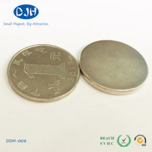 25mm Diameter Disc Magnet Permanent Magnet Generator pictures & photos