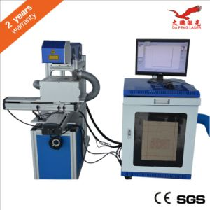 2017 Dapeng CO2 Engraving Machine for Plastic/ Serial Number pictures & photos