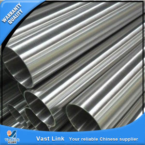 AISI 201/202/301/304 Stainless Steel Welded Pipe pictures & photos