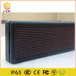 P10 Outdoor Scrolling Message LED Moving Sign pictures & photos