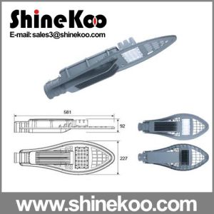 Tennis 60W Die-Casting LED Streetlight Body pictures & photos