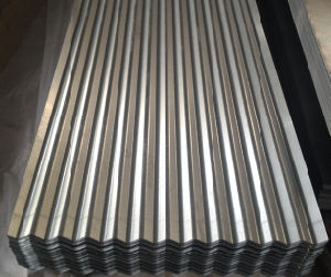 Galvanized Corrugated Zinc Steel Roofing Tile for Prefab House pictures & photos
