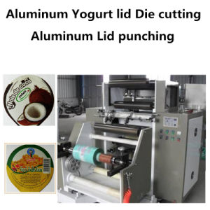 Aluminum Lid Punching Machine pictures & photos