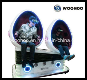 9d Egg Shell Vr Cinema Equipment 4 Players pictures & photos