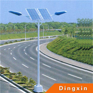 DC24V 7m 60W LED Solar Street Lights pictures & photos