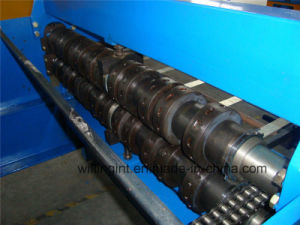 High Quality Floor Deck Metal Cold Roll Forming Machine pictures & photos