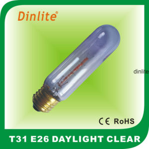 T31-T32-E27 B22 Daylight Blue Incandescent Bulb pictures & photos