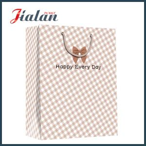 Custom Wholesales Promotion Cheap Logo Printed Logo Paper Bags pictures & photos