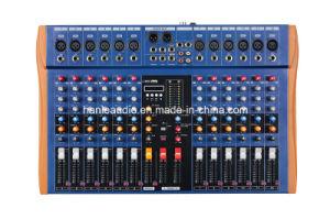 Mixing Console/Hl-12u/Mixer/Soud Mixer/Professional Mixer /Console/Sound Console/Brand Mixer pictures & photos