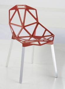 Modern Stackable Metal Frame Bar Chair pictures & photos