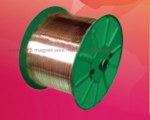 Hot Sell Copper Flat Wire pictures & photos