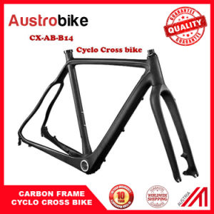 Cyclocross Bike 3k Full Carbon Frame Bb30 Bsa PF30 pictures & photos