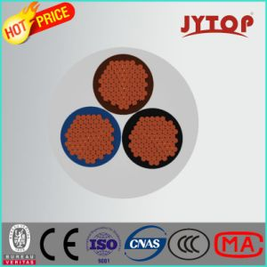 H052xz1-F Copper Halogen Free Flame Retardant Flexible XLPE Insulation Cable pictures & photos