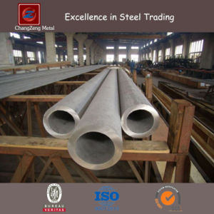 Cold Drawn Round Steel Tube for Machine (CZ-RP40) pictures & photos
