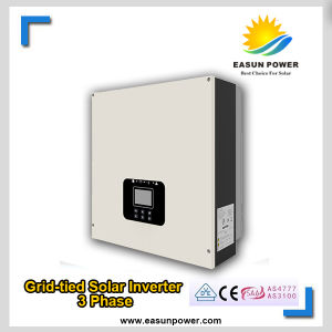 10kw-20kw Grid-Tied Solar Inverter for Solar Power System