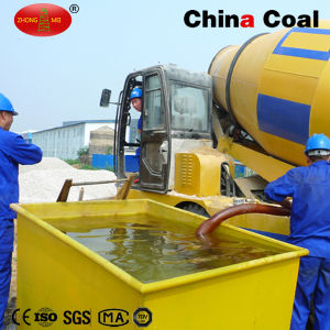 China Coal 1cbm Self Propelled Concrete Mixing Truck pictures & photos