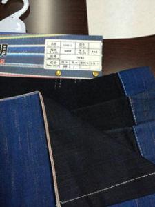 11.5oz Indigo Selvedge Denim Fabric for Jeans (WF9042)