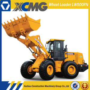 XCMG Official Lw400fn\Lw400k\Lw400kn\Zl40g\Wl40gu 4ton Wheel Loader (more models for sale) pictures & photos