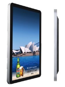 55-Inch Wall Mounted LCD Panel Advertising Display