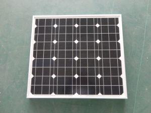 2016 High Quality 60W Monocrystalline Solar Panel pictures & photos