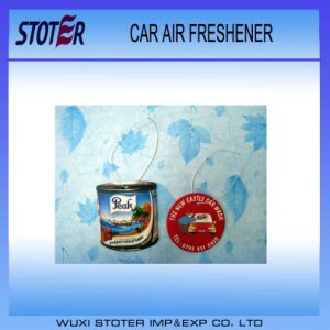 Colorful Paper Air Fresheners for Car pictures & photos