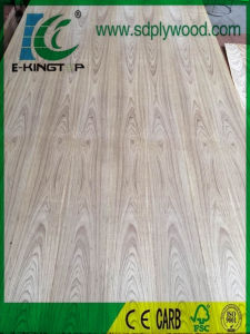 AA Grade 3.0mm Teak Plywood for India Marekt Cc pictures & photos