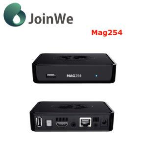 Mag 250/254 IPTV Smart Ott TV Box pictures & photos