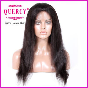 Factory Supply Brazilian Human Hair 22.5 X 4 X 2 Silk Straight 360 Lace Frontal pictures & photos