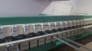 Hye-C639 Full Chenille Embroidery Machine pictures & photos